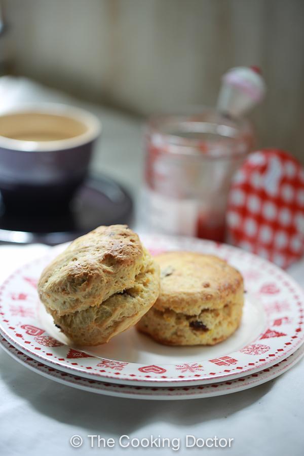 cranberry orange scones-2